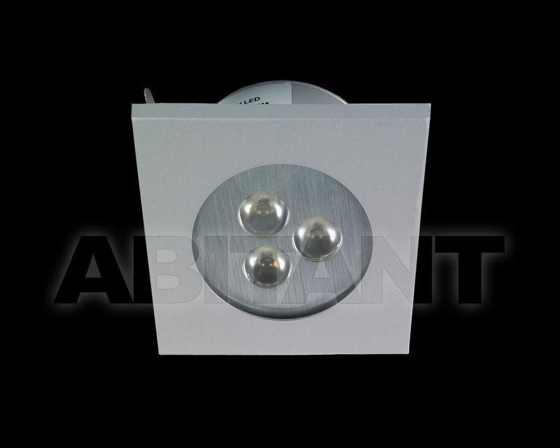 Купить Встраиваемый светильник Switch Made International  Indoor INT04021 SWEETY SQUARE