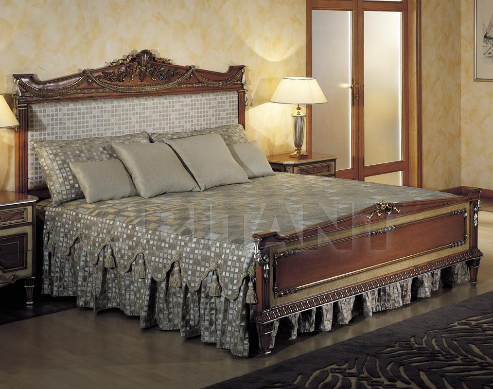 Купить Кровать HARBIN Asnaghi Interiors Bedroom Collection 200352
