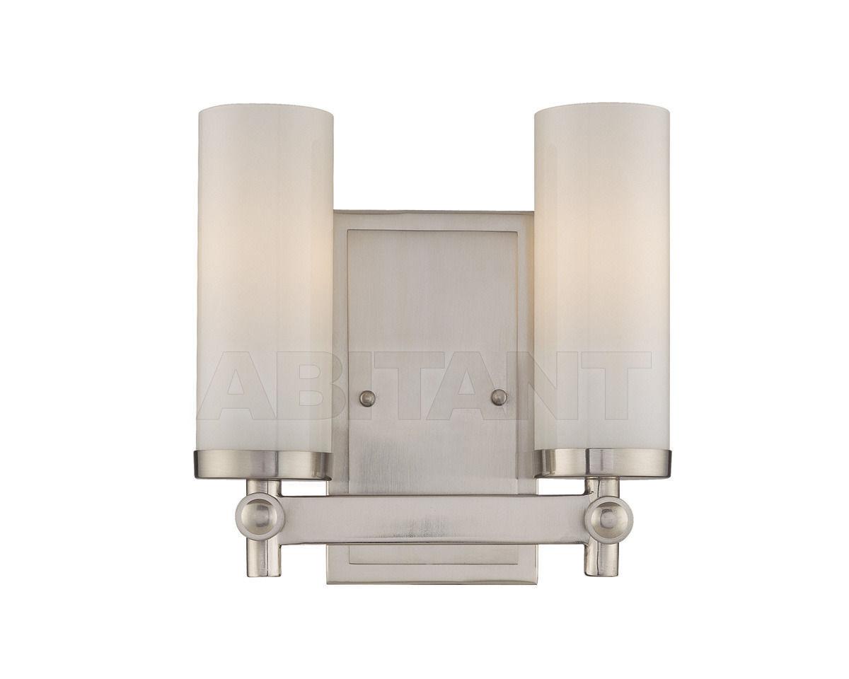 Купить Светильник настенный Savoy House Europe  Pauline SE-9-1027-2-SN