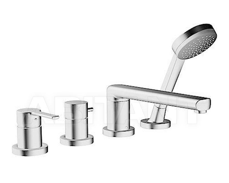 Купить Смеситель для ванны Hansa Hansaronda 0340 2073 + 5302 0200