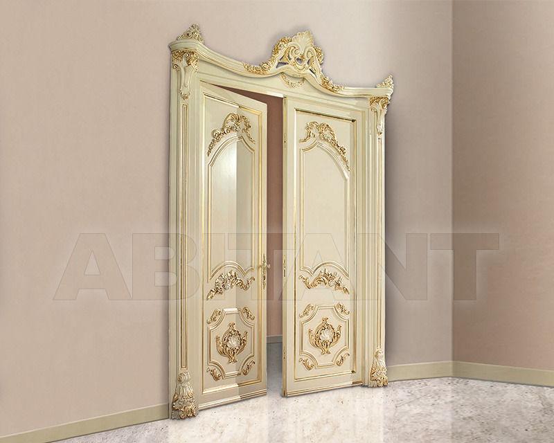 Купить Дверь двухстворчатая Fratelli Radice 2013 P268 doppia porta con intagli