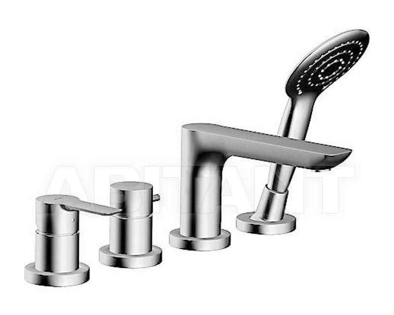 Купить Смеситель для ванны Hansa Hansaligna 0644 2083 + 5302 0200