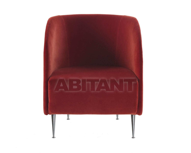 Купить Кресло Mc105 L'abbate Mc105 148.00 red
