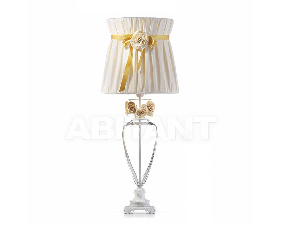 Купить Лампа настольная IL Paralume Marina  2013 1850 BI/TR