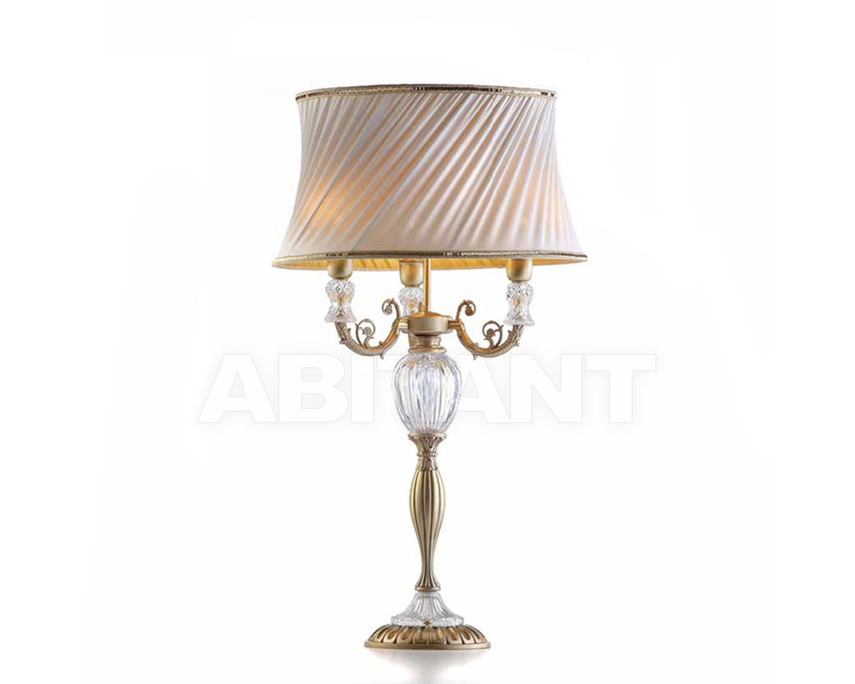 Купить Лампа настольная IL Paralume Marina  2013 1853 FLAMBEAUX/OV