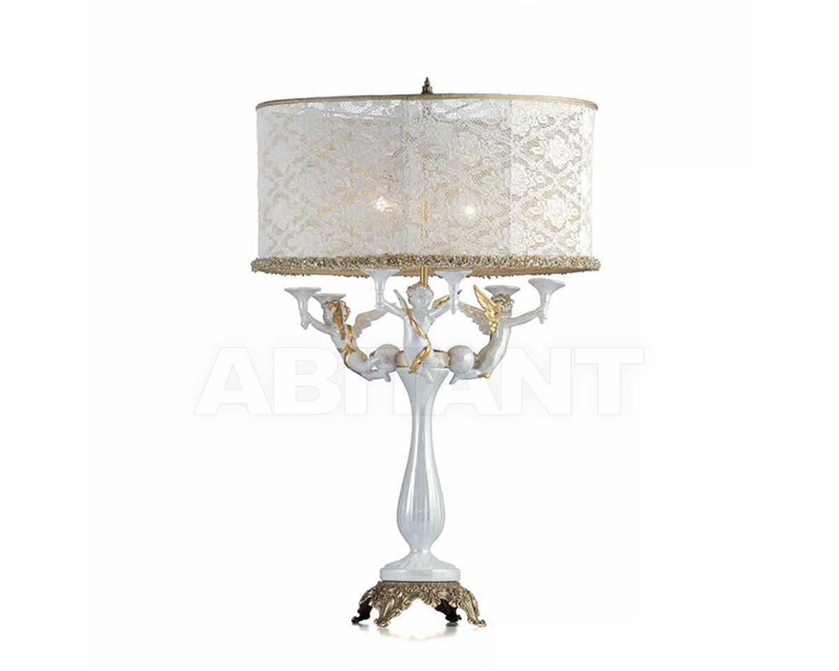 Купить Лампа настольная IL Paralume Marina  2013 1860 G/OV