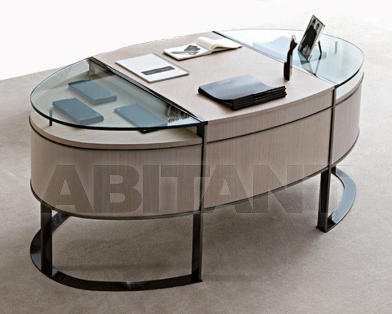 Купить Стол письменный Mobilfresno Artisan Artisan mesa de despacho eliptica