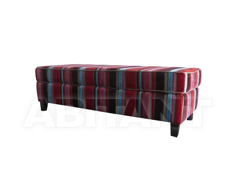 Купить Банкетка Home Spirit Gold CUBUS Long footstool