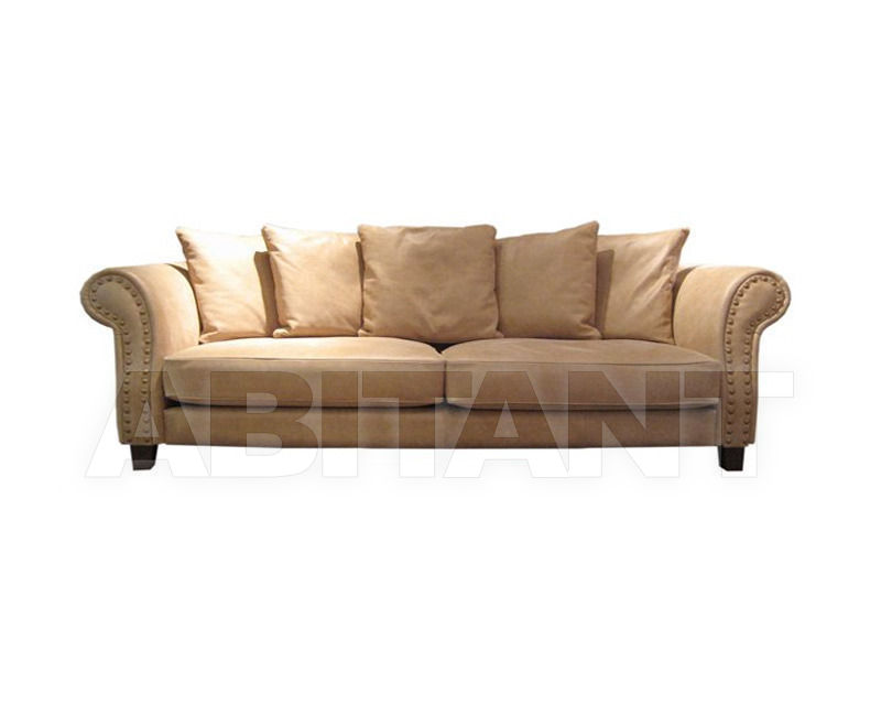 Купить Диван Home Spirit Gold MELTON 3,5 seat sofa