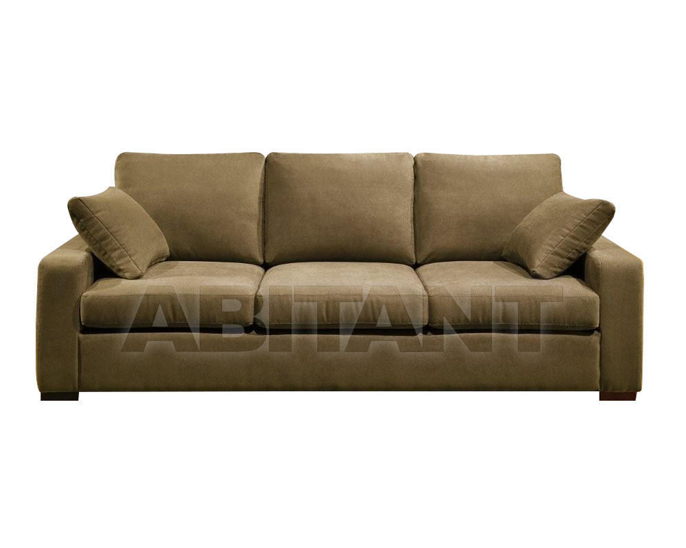Купить Диван Home Spirit Gold NABEUL 4 seat sofa - 3 seat cushions