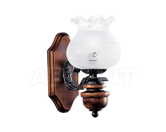 Купить Светильник настенный Rossini Illuminazione Classic A.914-1