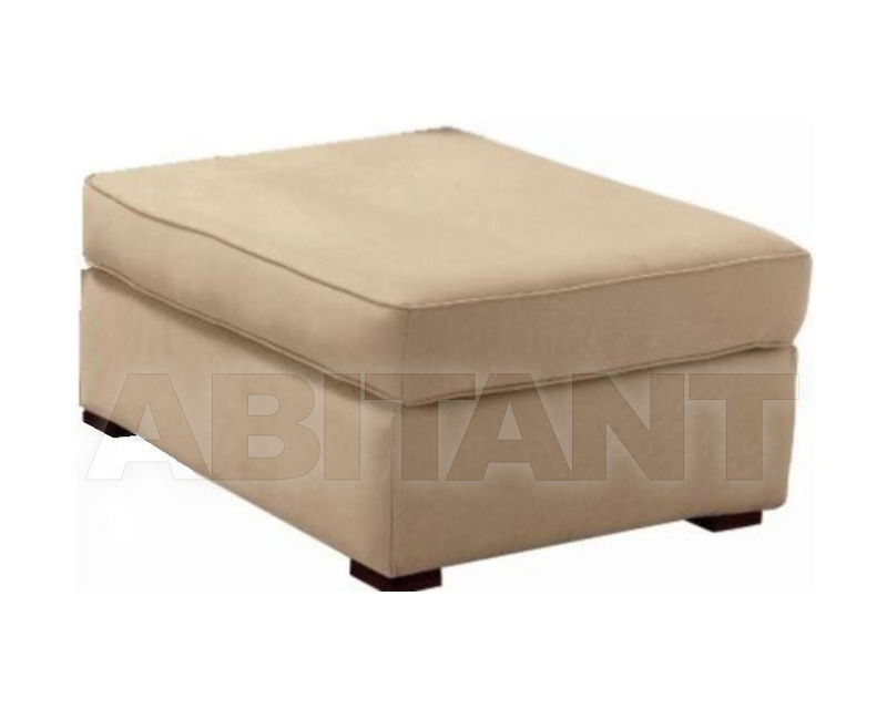 Купить Пуф Home Spirit Gold NEVADA Footstool