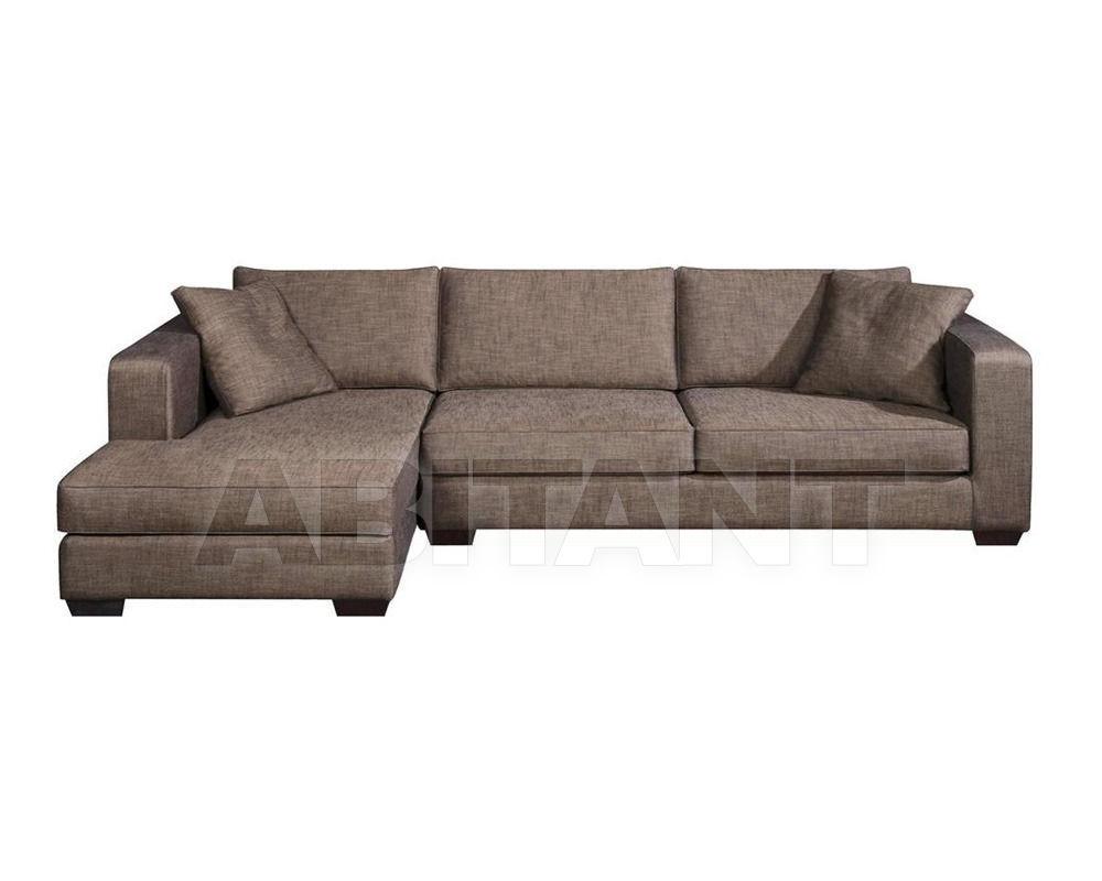 Купить Диван Home Spirit Gold NEVADA L/R 3 seat arm sofa(140) + L/R arm long chair
