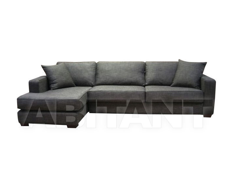 Купить Диван Home Spirit Gold NEVADA L/R 3,5 seat arm sofa(160) + L/R arm long chair