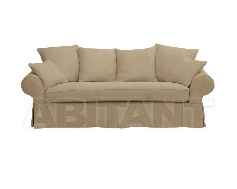 Купить Диван Home Spirit Gold NEW YORK 2,5 seat sofa(140)