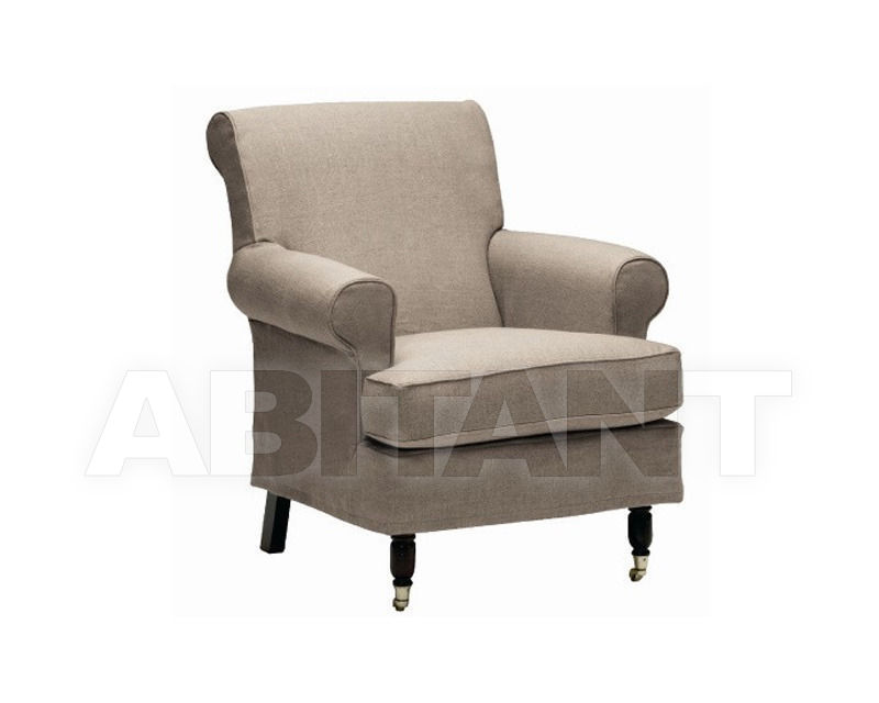 Купить Кресло Home Spirit Gold OLD TIMER Armchair