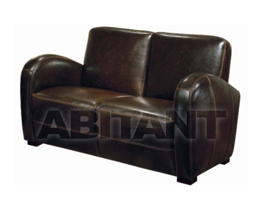 Купить Диван Home Spirit Gold OSCAR 2 seat sofa