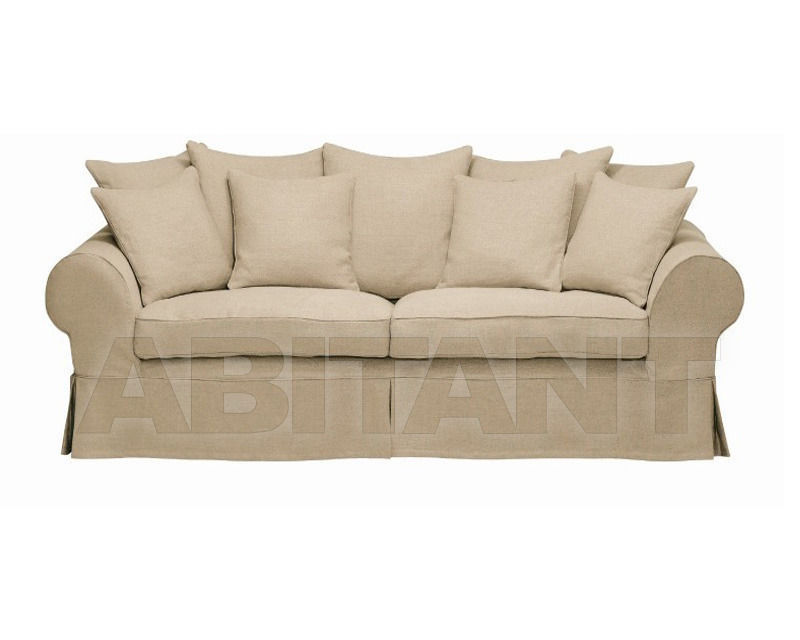 Купить Диван Home Spirit Gold SHEFFIELD 2,5 seat sofa