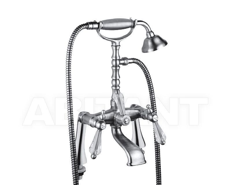 Купить Смеситель для ванны Giulini Praga Crystal 7500CB/S