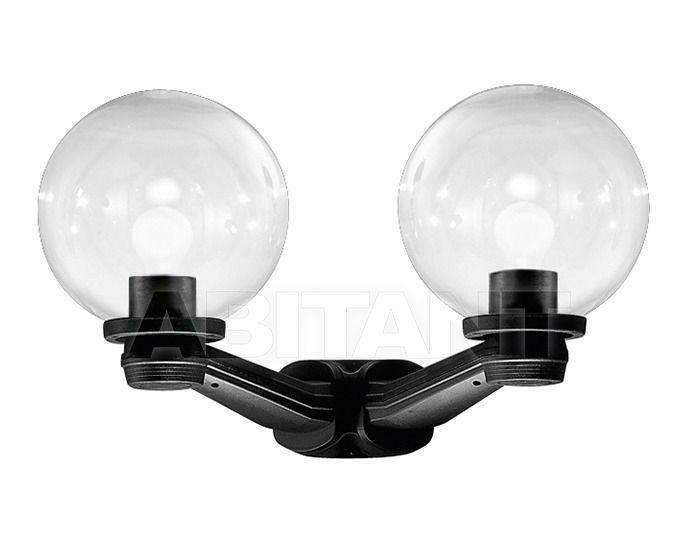 Купить Фасадный светильник Rossini Illuminazione Classic A.2915-2-BL