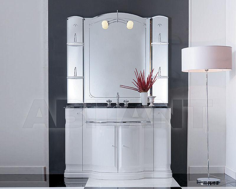 Купить Композиция Eurodesign Bagno Hilton COMP. 1 Bianco/cromo