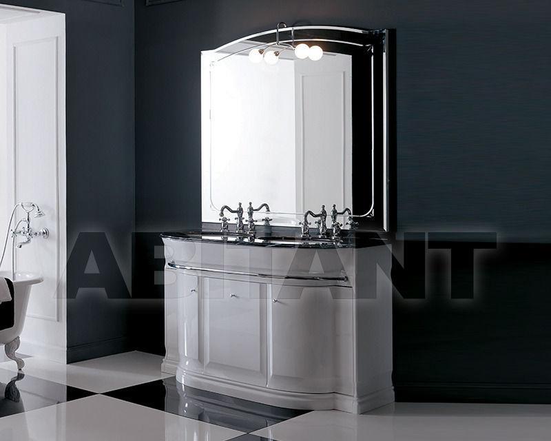 Купить Композиция Eurodesign Bagno Hilton COMP. 4 Bianco/cromo