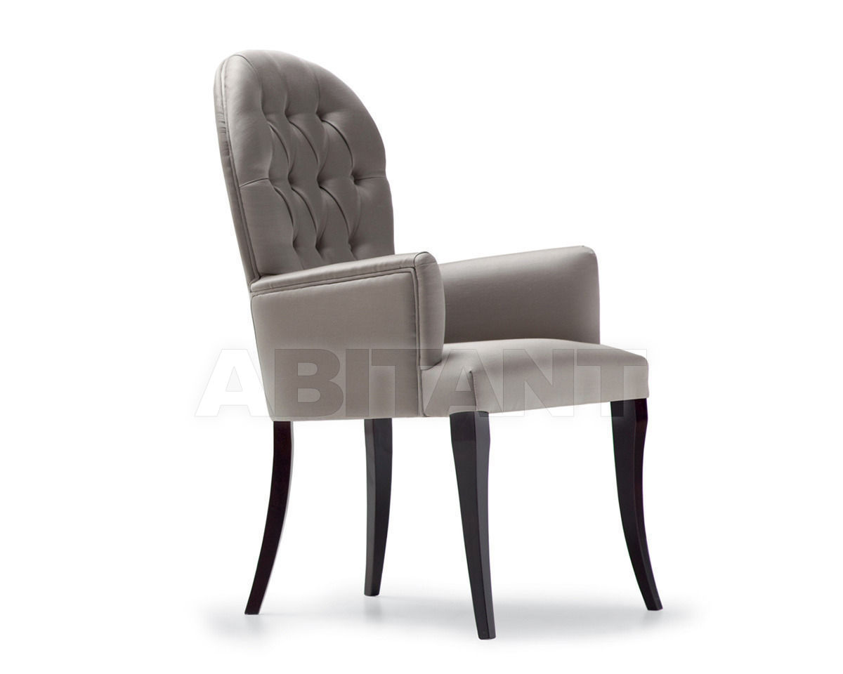 Купить Стул с подлокотниками GEORGES Opera Contemporary by Angelo Cappellini Chairs And Dining Chairs 30097/P