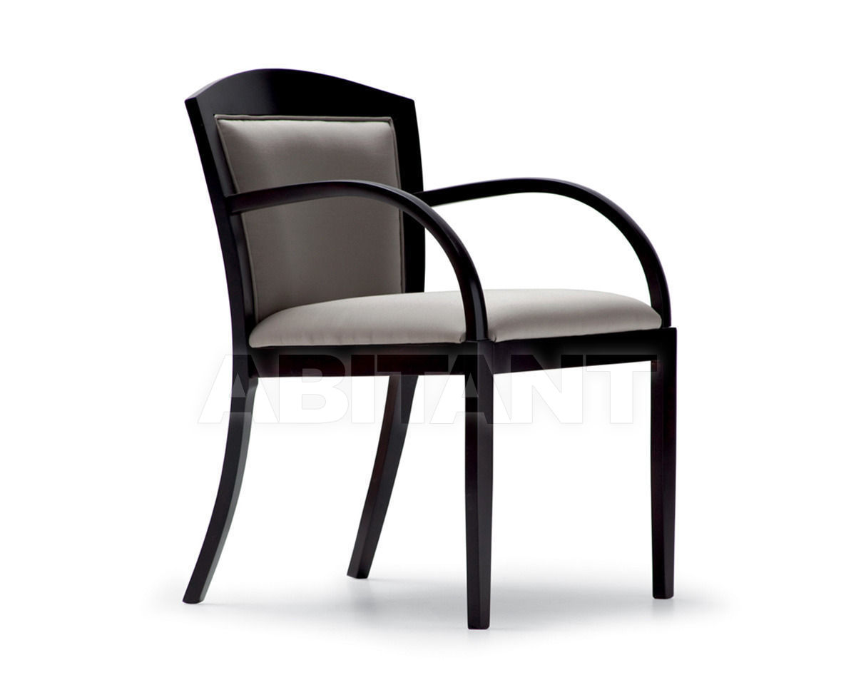 Купить Стул с подлокотниками Opera Contemporary by Angelo Cappellini Chairs And Dining Chairs 49014