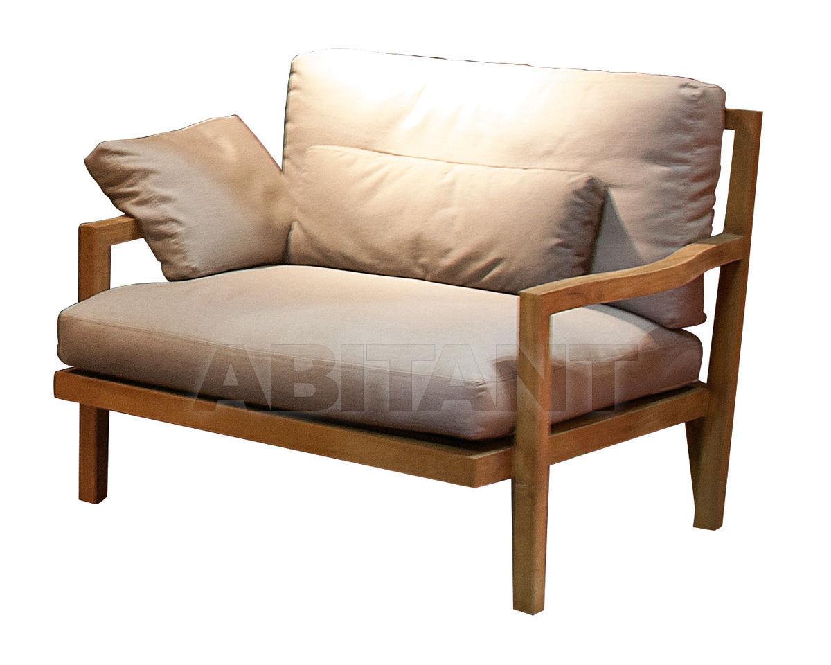 Купить Кресло Exit armchair Colico Sedie In&out X106