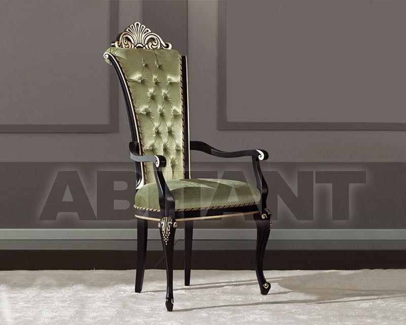 Купить Стул с подлокотниками BS Chairs S.r.l. Leonardo 3339/A