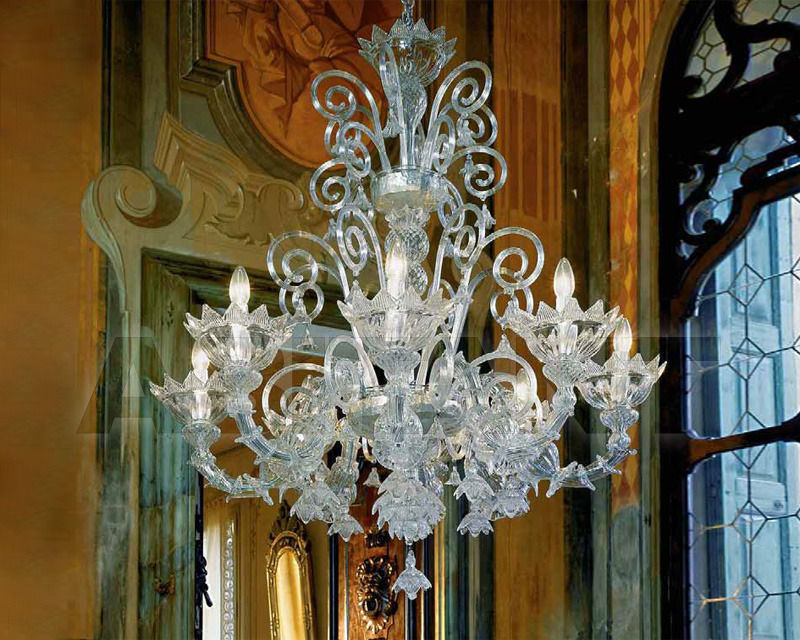 Купить Люстра Arte Veneziana Illuminazione '700 LV60/8