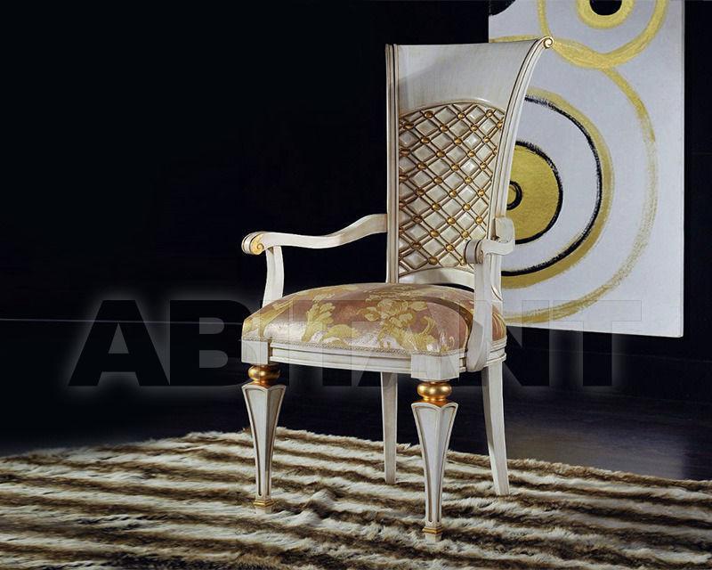 Купить Стул с подлокотниками Bello Sedie Leonardo 3194/A