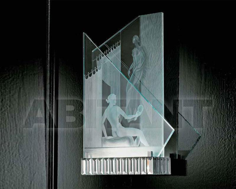 Купить Светильник настенный Arte Veneziana Illuminazione Art Deco' AD82/1