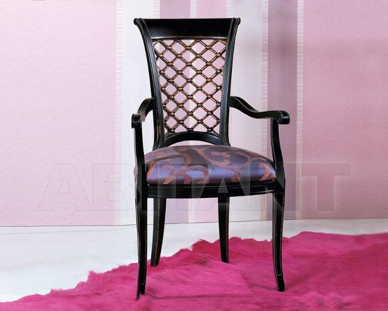 Купить Стул с подлокотниками BS Chairs S.r.l. Raffaello 3123/A