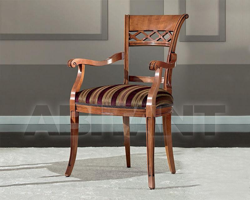 Купить Стул с подлокотниками BS Chairs S.r.l. Raffaello 3050/A 2