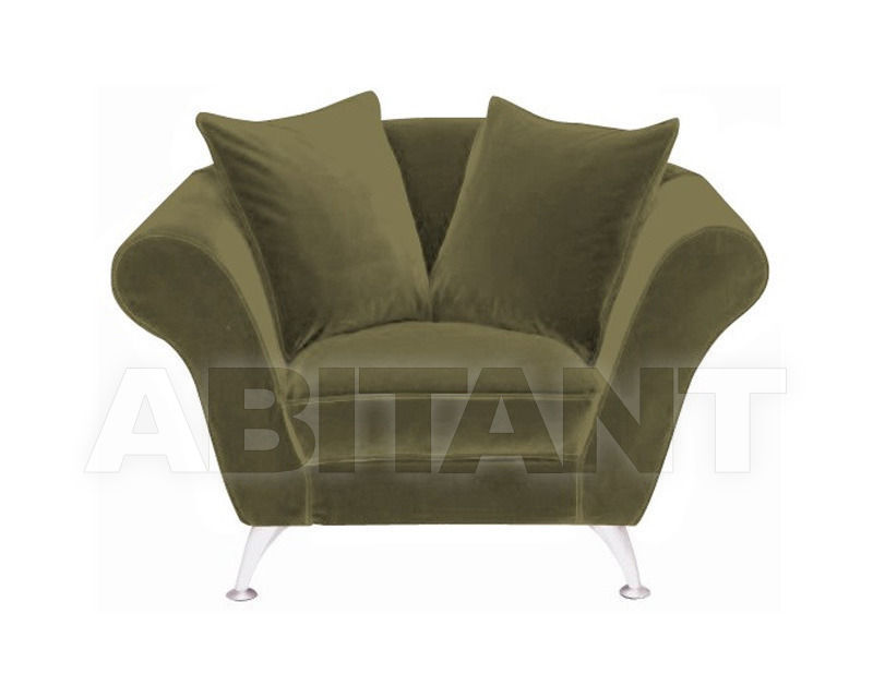 Купить Кресло Home Spirit Silver Ambre ARMCHAIR 2