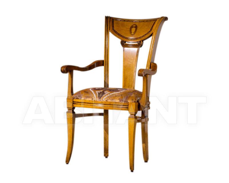 Купить Стул с подлокотниками BS Chairs S.r.l. Botticelli 3265/A