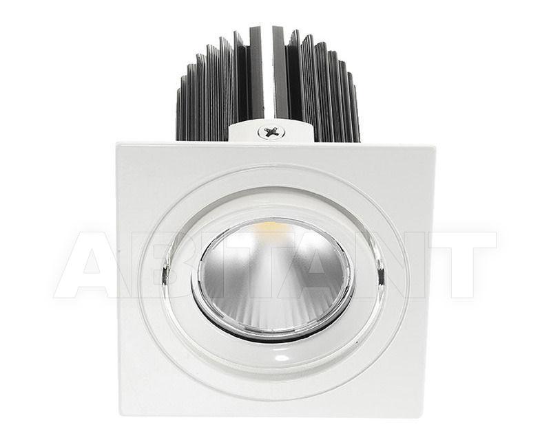 Купить Встраиваемый светильник ST85 Q Pura Luce   Incasso 31317