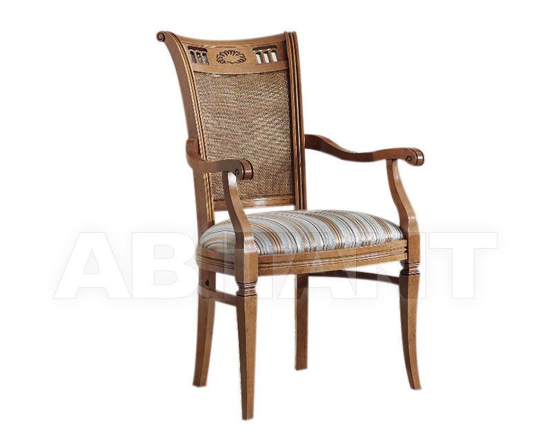 Купить Стул с подлокотниками BS Chairs S.r.l. Botticelli 3334/A