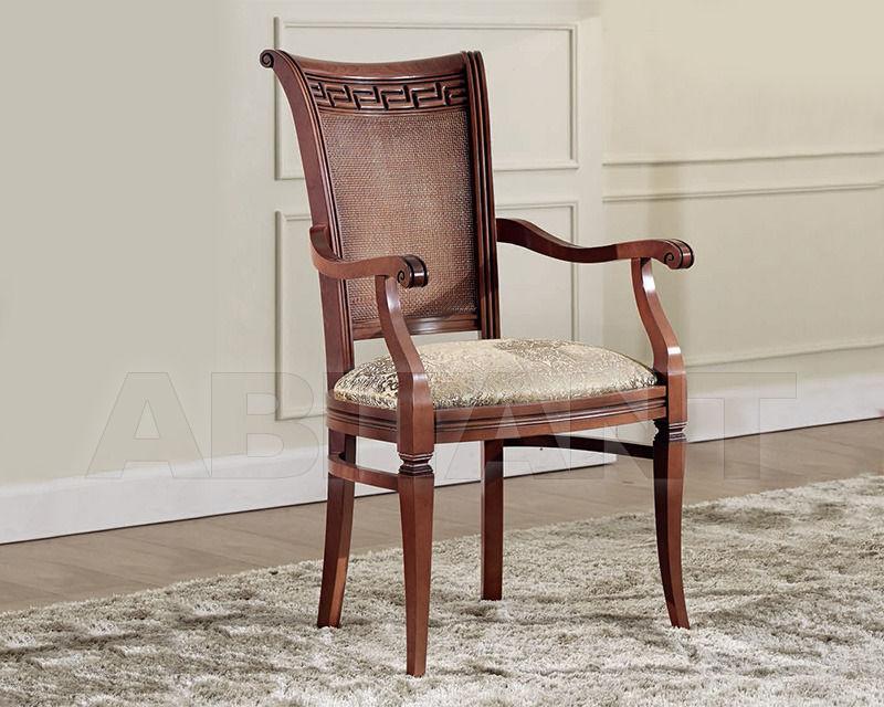 Купить Стул с подлокотниками BS Chairs S.r.l. Botticelli 3337/A