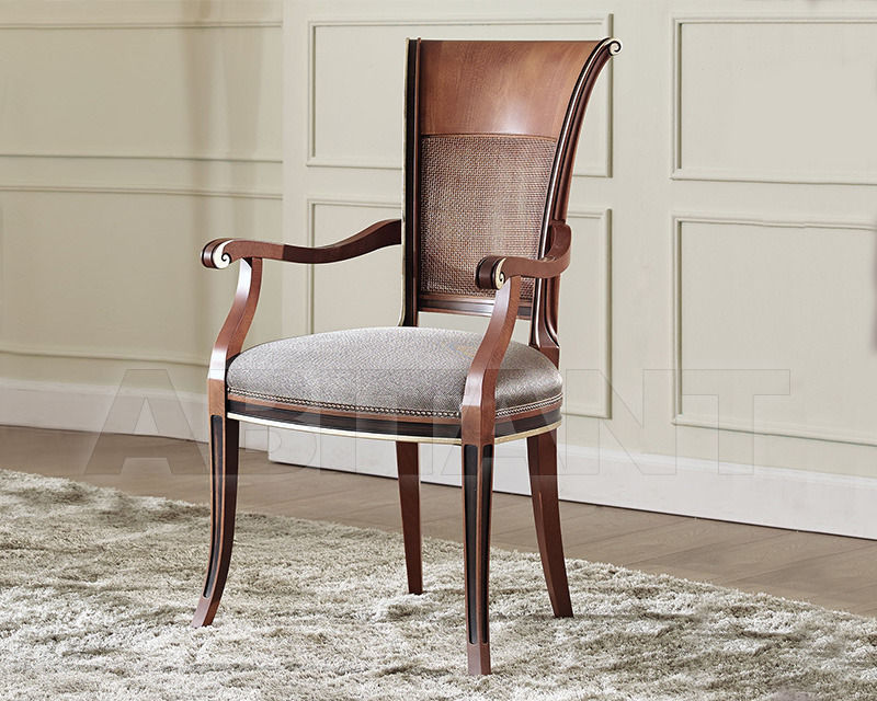 Купить Стул с подлокотниками BS Chairs S.r.l. Botticelli 3134/A 2
