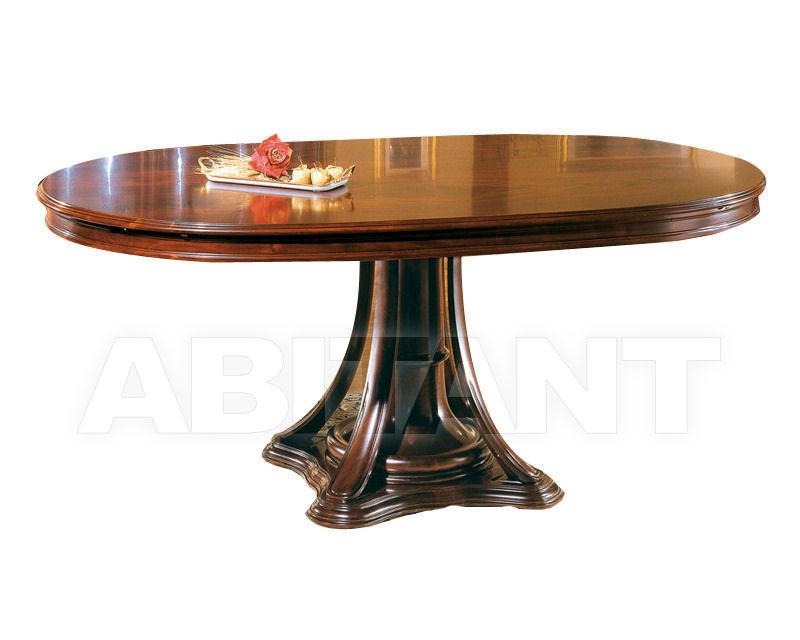 Купить Стол обеденный Fratelli Radice 2012 323 tavolo ovale con 1 base