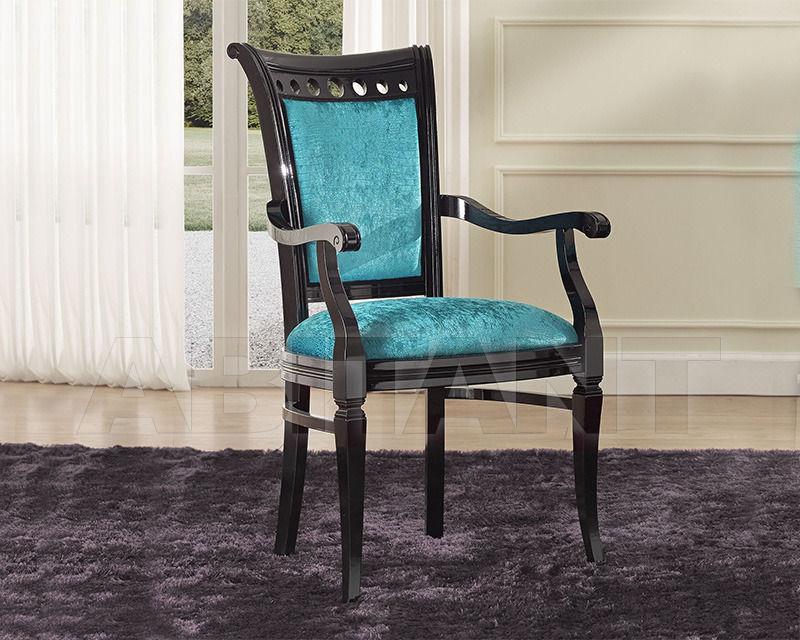 Купить Стул с подлокотниками BS Chairs S.r.l. Tiziano 3049/A 2