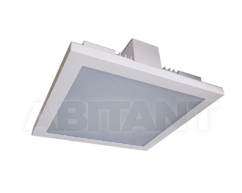 Купить Фасадный светильник QUADRA 21 WALL-CEILING Pura Luce   Parete Soffito 70428