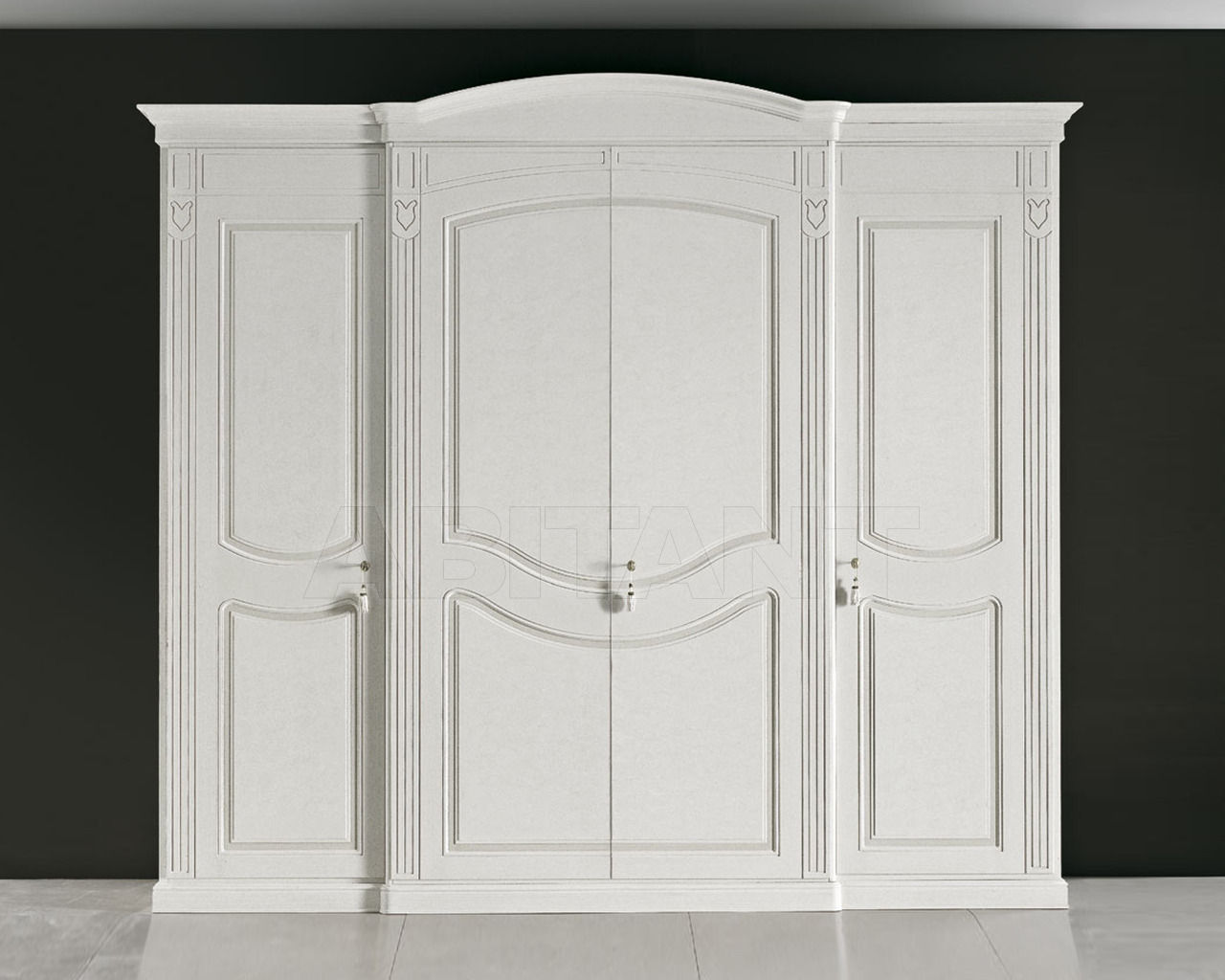 Купить Шкаф гардеробный LECCE Cenedese Classico MC54 LECCE