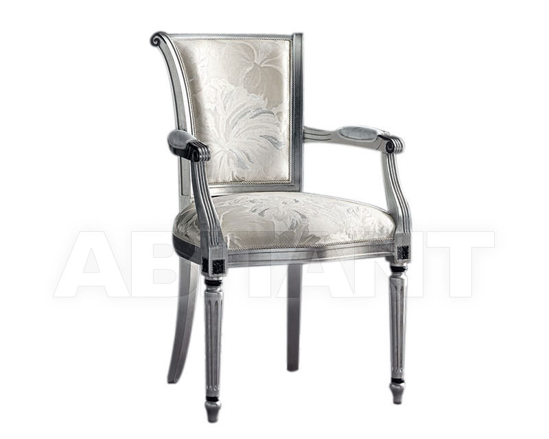 Купить Стул с подлокотниками BS Chairs S.r.l. Tiziano 3222/A 2