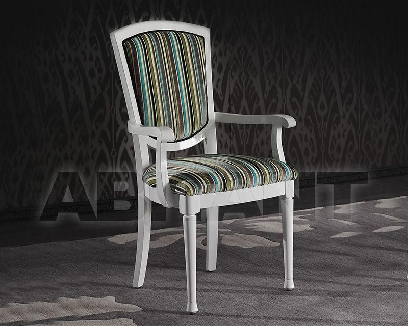Купить Стул с подлокотниками BS Chairs S.r.l. Tiziano 3019/A 2