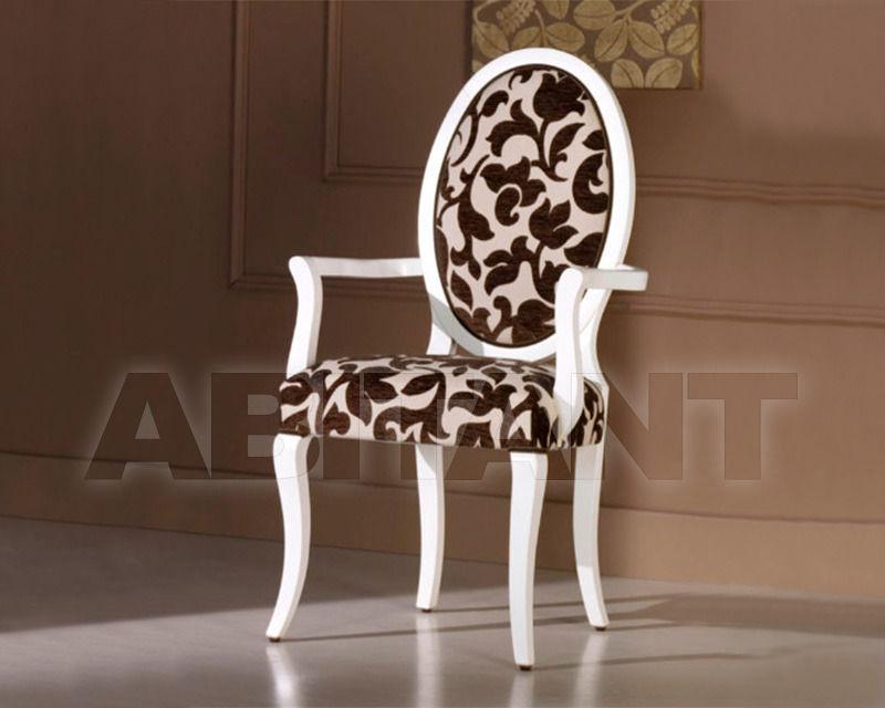 Купить Стул с подлокотниками BS Chairs S.r.l. Tiziano 3213/A