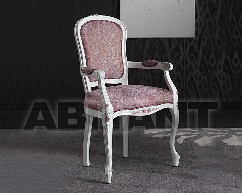 Купить Стул с подлокотниками BS Chairs S.r.l. Tiziano 3004/A 2