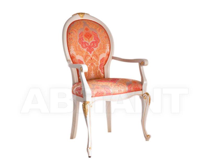 Купить Стул с подлокотниками BS Chairs S.r.l. Tiziano 3303/A